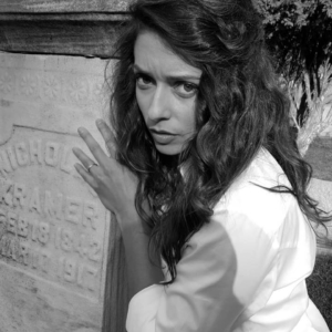beth-keener-in-evans-city-cemetery-from-night-of-the-living-dead