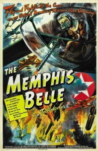Memphis Belle 1944 Movie Poster