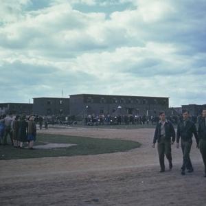 RAF Bassingbourn 1944