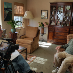 Interview with the great William Daniels aka Mr. Braddock in The Graduate